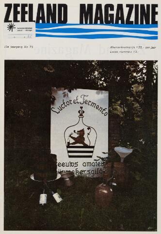 Zeeland Magazine / Veerse Meer Gids 1981-09-01