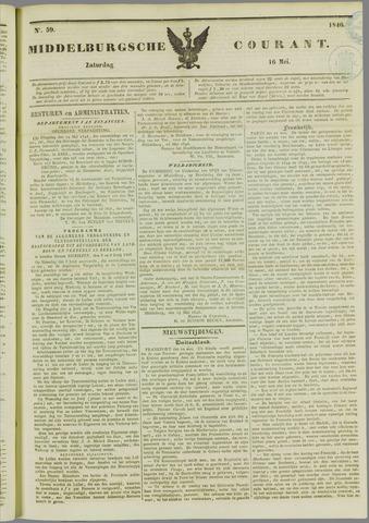 Middelburgsche Courant 1846-05-16