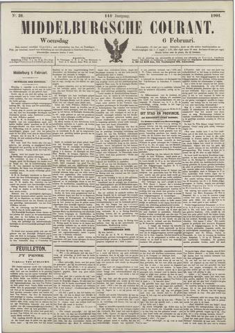 Middelburgsche Courant 1901-02-06
