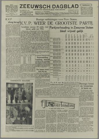 Zeeuwsch Dagblad 1954-04-22