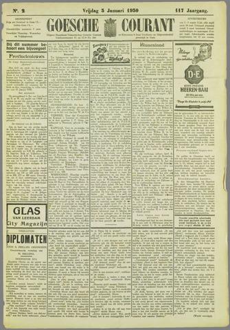 Goessche Courant 1930-01-03
