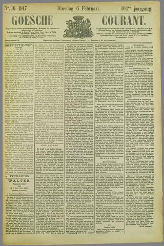 Goessche Courant 1917-02-06