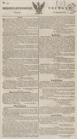 Middelburgsche Courant 1832-01-21