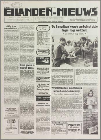 Eilanden-nieuws. Christelijk streekblad op gereformeerde grondslag 1990-06-15