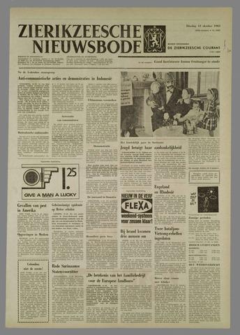Zierikzeesche Nieuwsbode 1965-10-12