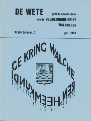de Wete 1980-07-01
