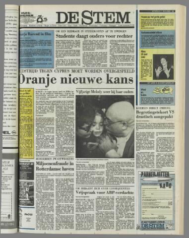 de Stem 1987-11-21