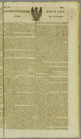 Middelburgsche Courant 1817-11-15