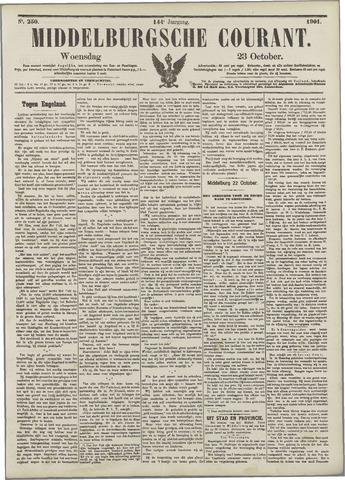 Middelburgsche Courant 1901-10-23