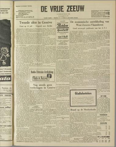 de Vrije Zeeuw 1959-07-18