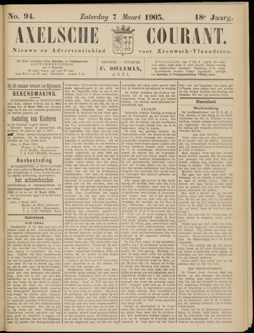Axelsche Courant 1903-03-07