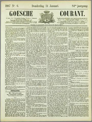 Goessche Courant 1897-01-14
