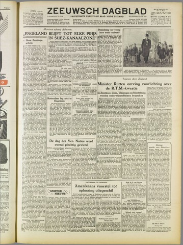 Zeeuwsch Dagblad 1951-10-25