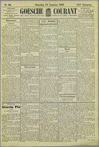 Goessche Courant 1927-08-13