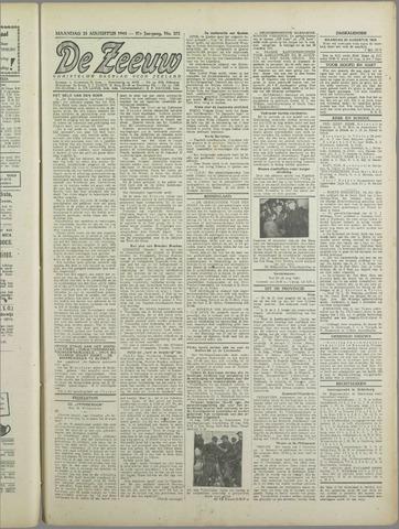 De Zeeuw. Christelijk-historisch nieuwsblad voor Zeeland 1943-08-23