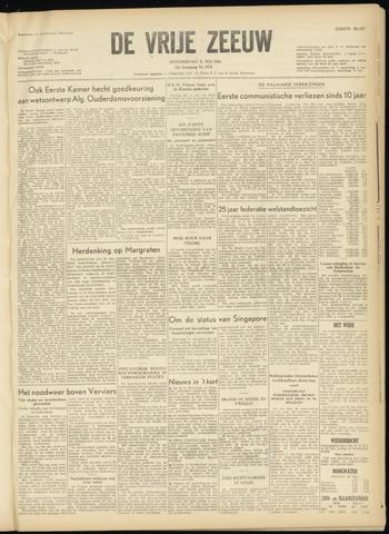 de Vrije Zeeuw 1956-05-31