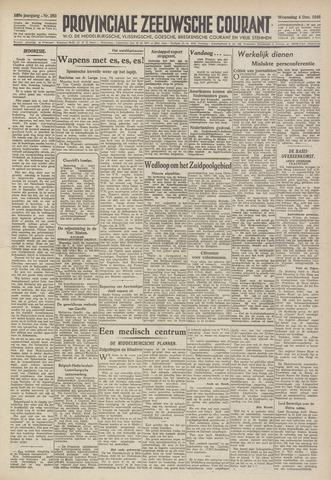 Provinciale Zeeuwse Courant 1946-12-04