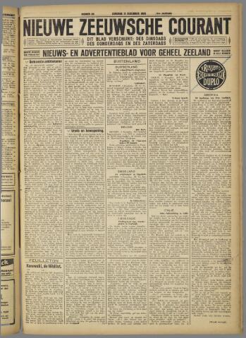 Nieuwe Zeeuwsche Courant 1923-12-11