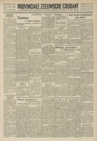 Provinciale Zeeuwse Courant 1946-12-18