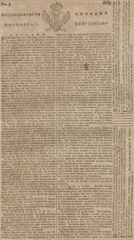 Middelburgsche Courant 1785-01-06