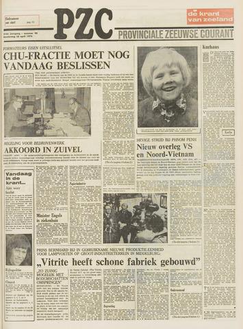 Provinciale Zeeuwse Courant 1973-04-26