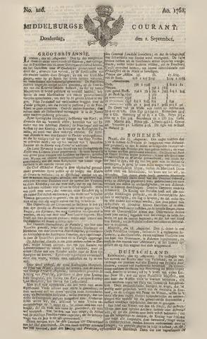 Middelburgsche Courant 1762-09-02