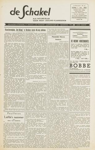 De Schakel 1957-11-01