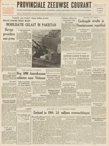 Provinciale Zeeuwse Courant 1965-04-26