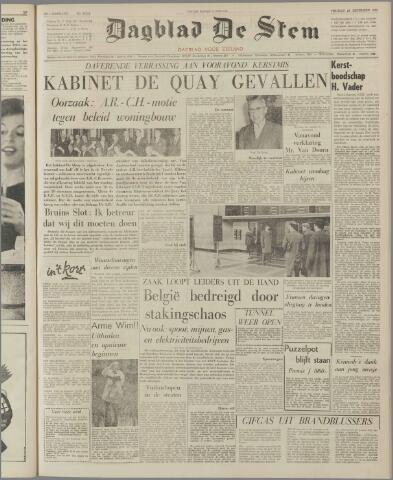 de Stem 1960-12-23