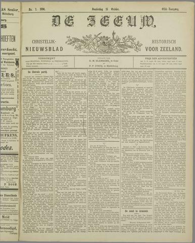 De Zeeuw. Christelijk-historisch nieuwsblad voor Zeeland 1896-10-15