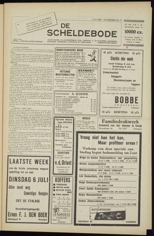 Scheldebode 1954-07-02