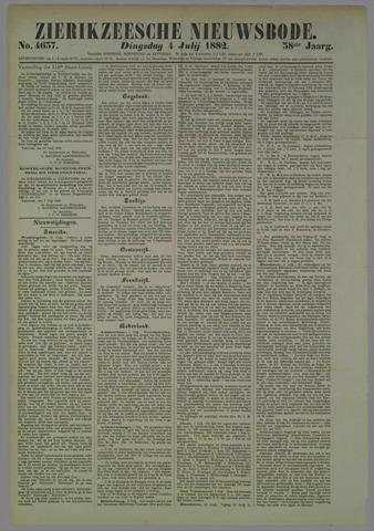 Zierikzeesche Nieuwsbode 1882-07-04