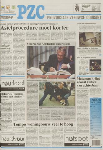 Provinciale Zeeuwse Courant 1997-10-03