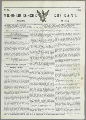 Middelburgsche Courant 1855-06-19