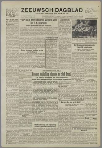 Zeeuwsch Dagblad 1947-07-30