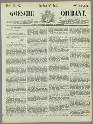 Goessche Courant 1893-07-25