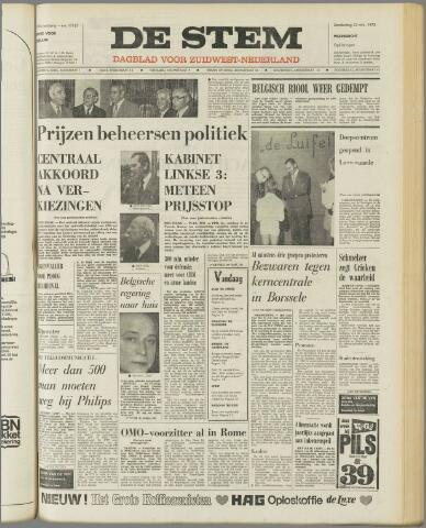 de Stem 1972-11-23