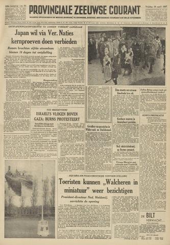 Provinciale Zeeuwse Courant 1957-04-19