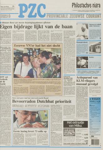 Provinciale Zeeuwse Courant 1995-05-31
