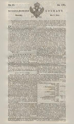 Middelburgsche Courant 1762-06-05