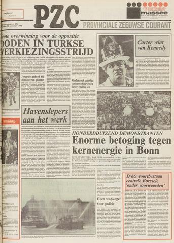 Provinciale Zeeuwse Courant 1979-10-15