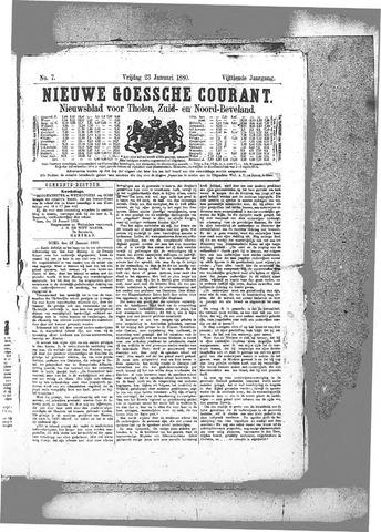 Nieuwe Goessche Courant 1880-01-23