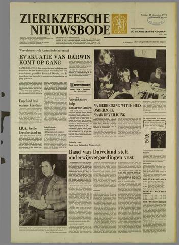 Zierikzeesche Nieuwsbode 1974-12-27