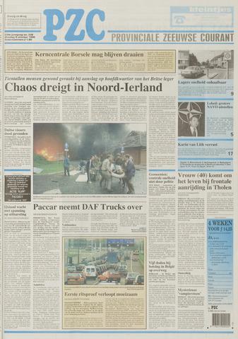 Provinciale Zeeuwse Courant 1996-10-08