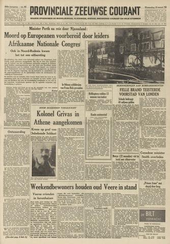 Provinciale Zeeuwse Courant 1959-03-18