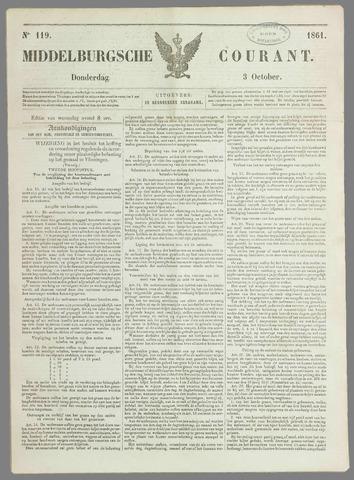 Middelburgsche Courant 1861-10-03