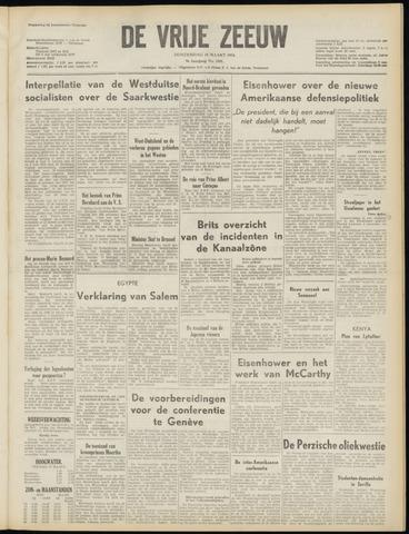 de Vrije Zeeuw 1954-03-18