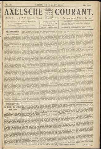 Axelsche Courant 1928-03-09