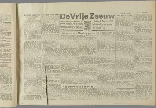 de Vrije Zeeuw 1945-02-02