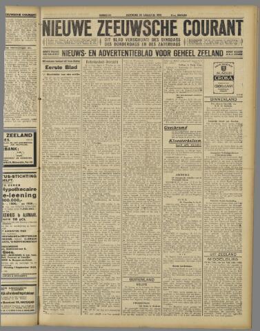 Nieuwe Zeeuwsche Courant 1925-08-29